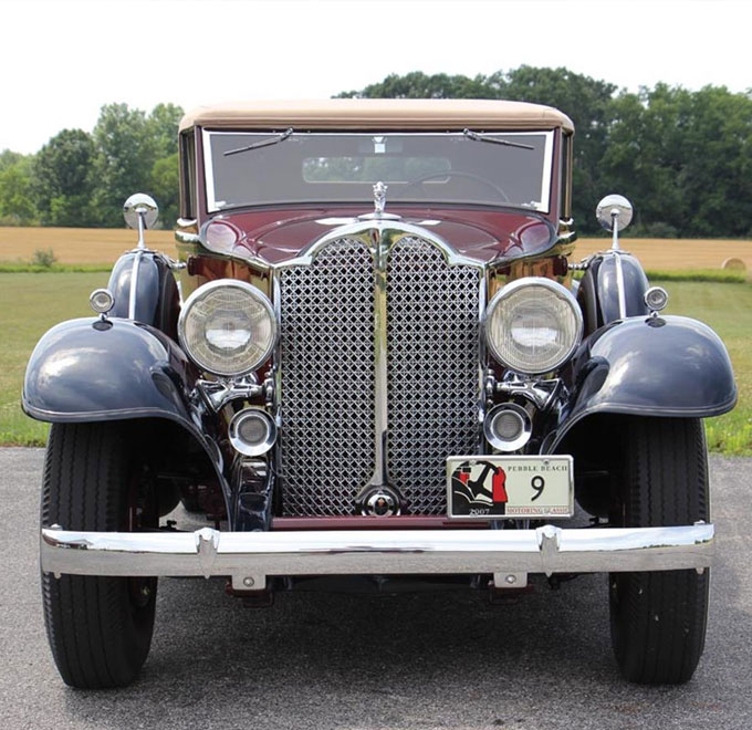 1933 Packard Super Eight